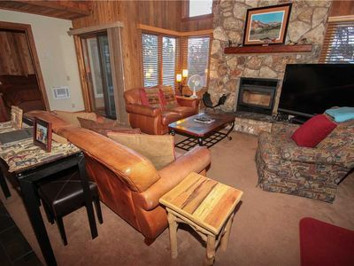 Photo for Mountainback #52, Loft, Corner: 3.5 BR / 3 BA  in Mammoth Lakes, Sleeps 12