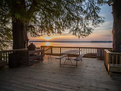 Photo for The Nicest Place on Reelfoot Lake for a group of Family or Friends