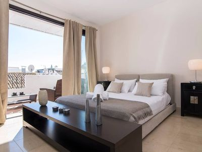 Photo for Giant Waterfront 2BD Vacation Home In Puerto Banus ✔