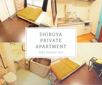Photo for Shibuya Apartment FREE POCKET WIFI