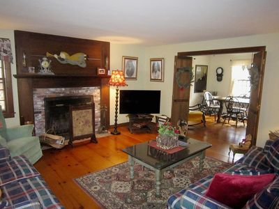 Photo for Inviting 3BR Colonial Home Close to Town