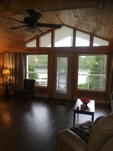 Photo for Riverside Haven- Just 50 minutes from St. John's Airport.