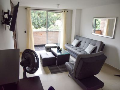 Photo for Furnished apartment in Laurles