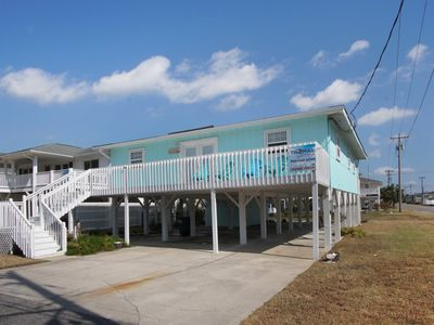 Photo for Waterfront 4BR waterfront home in Cherry Grove