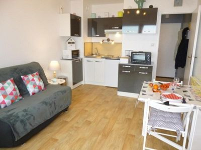 Photo for Apartment Saint-Jean-de-Monts, studio flat, 2 persons