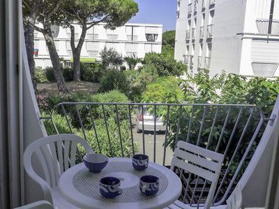 Photo for Apartment Marin'Land in La Grande Motte - 3 persons, 1 bedrooms