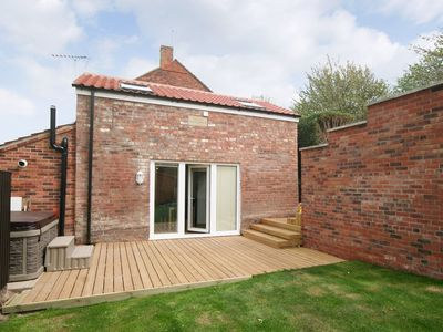 Photo for 2 bedroom property in Skegness. Pet friendly.