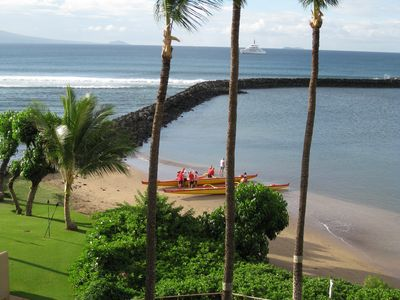 Small Beach Out Front - Quiet Central Location- We Have The PERFECT Condo!