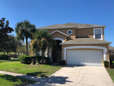 Photo for This superb 4 bed 3.5 bath vacation home is only 2 miles away from Disney World theme parks and other attractions