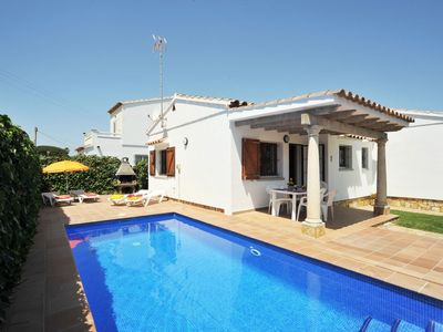 Photo for -Villa with private swimming-pool