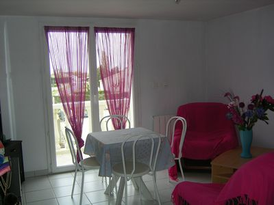 Photo for ideal for holidays in the week and spa guests, quiet and sunny, near the sea