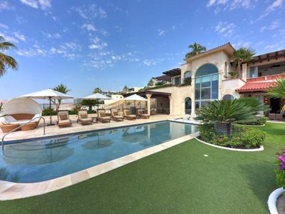 Photo for Spectacular Beach Front Estate In the Heart of the Corridor