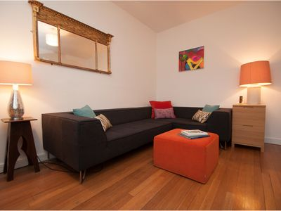Photo for Gorgeous 1 bed property, located in sought after Notting Hill (Veeve)