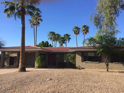 Photo for Large Family home PLUS Guest house - Central Phoenix