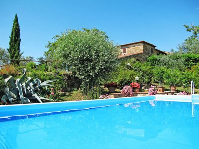 Photo for Vacation home Il Casino (BAP120) in Badia a Passignano - 10 persons, 5 bedrooms