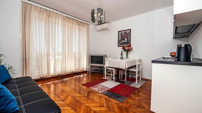 Photo for CENTENER 1 - One Bedroom Apartment with Sea View