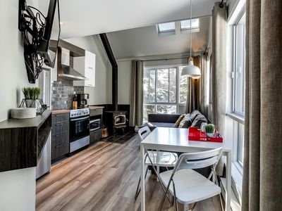 Photo for Le Chic-Shack - Condos Mont-Tremblant Ski-in out