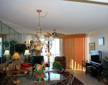 "Photo for Welcome to ""FAME"" Unit 503-3 bdrm/2 bath* Direct Gulf Front*5 STAR Amenities !"