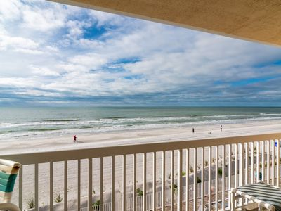 Photo for Relax and enjoy The Sunrise with a Gulfview Balcony. Two Bedroom/ Two Bath/Condo