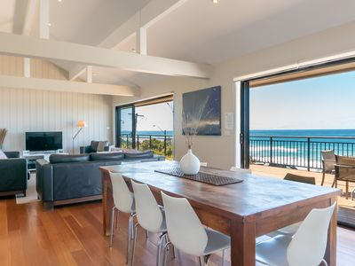 Photo for Sawtell Beach House -  luxury home with stunning views overlooking ocean