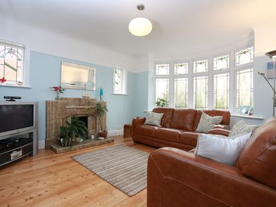 Photo for BOURNECOAST: FOUR BEDROOM FAMILY HOME OPPOSITE FIELDS - HB6137