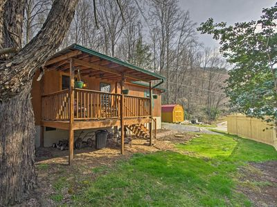 Photo for 'Balsam Valley Cabin' w/Porch by Blue Ridge Pkwy!