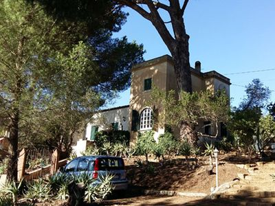 Photo for Suggestive villa in SICILY: COUNTRYSIDE, SEA, HISTORY, SPA and Relax
