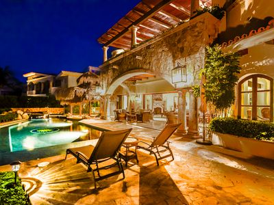 Photo for 5BR Villa Vacation Rental in San Jose Del Cabo, BCS