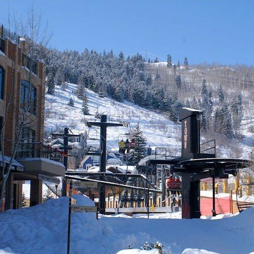 Ski lift is steps from your door & Ski in -ski out and on Main Street near... - HomeAway Old Town pezcame.com