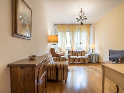 Photo for Cozy Family apartment With Two Bedrooms-firenze