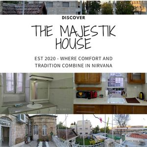 Photo for + Majestik House In Jerusalem, For Groups And Families!