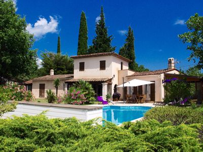 Photo for L'Arcadie, a beautiful villa with a pool