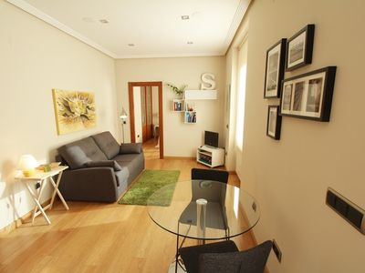 Photo for Apartment in the center of Salamanca with Internet, Lift, Washing machine (441627)