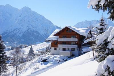 Photo for Holiday apartment Hirschegg for 2 - 4 persons with 1 bedroom - Holiday apartment