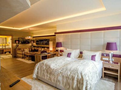 Photo for ROMANTIC SUITE - Hotel Jagdhof GmbH