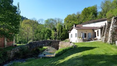 Photo for 3BR Chateau / Country House Vacation Rental in Durfort, Occitanie