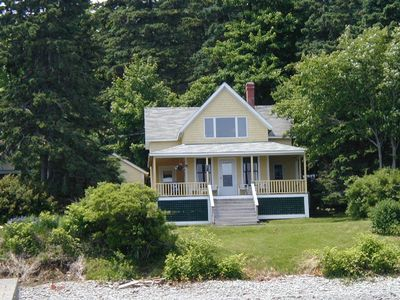 Photo for 3BR Cottage Vacation Rental in Owls Head, Maine
