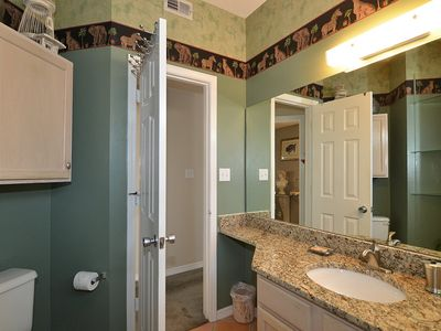 "Photo for Condo #9136 is a ""Pet Friendly"" 2 Bedroom overlooking the pool!"