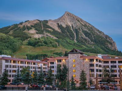 Photo for Spacious, Grand, Cozy Suite in Crested Butte | Pool + Spa Access