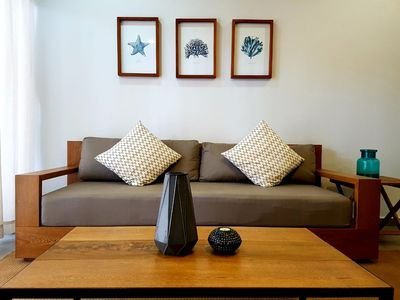 Photo for Tropical 2 BR Condo by Happy Address