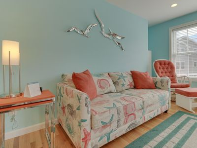 Photo for Cheerful condo w/ shared pool & great location one mile from Ogunquit Beach!