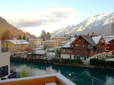 Photo for 1BR Apartment Vacation Rental in Unterseen, Interlaken