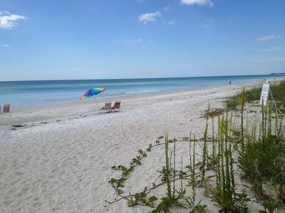Photo for ANNA MARIA ISLAND FL STEPS TO THE BEACH....AT RUNAWAY BAY // FIRST FLOOR