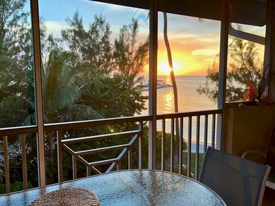 Photo for Beachfront Sunset Silver Suite at The Retreat at Rum Point (#33)