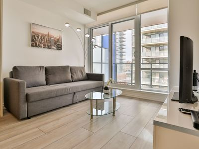 Photo for Beautiful 2 BR Condo in East Village -  Downtown Calgary