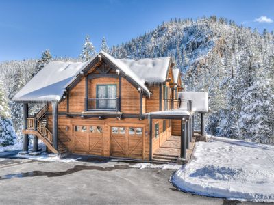 Photo for Luxury Squaw Valley Home w/ Mountain Views, Foosball and Spa
