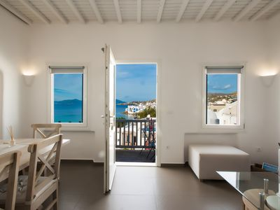 Photo for SeaBlue Venice House 3, in Mykonos Town / Sea View