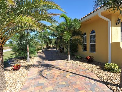 Photo for 5 Star Exquisite Villa Retreat  with Pool on Canal