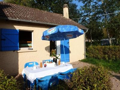 Photo for Camping Les Bains *** - House 3 Rooms 4/5 People