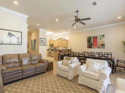 Nice Open Area to Accommodate a Family